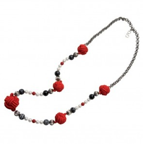 Dolce And Gabbana Geisha Necklace